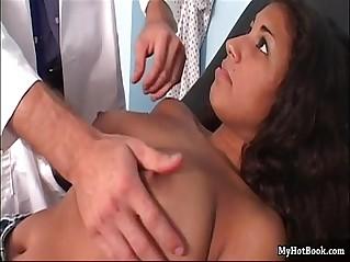 boob exam scam