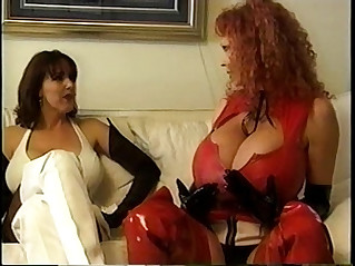 Fantasia and Teddi Barrett fighting and having fun