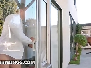 RK Prime Riley Reid, Rob Carpenter, Xavier Miller Doggystyle Door Reality Kings