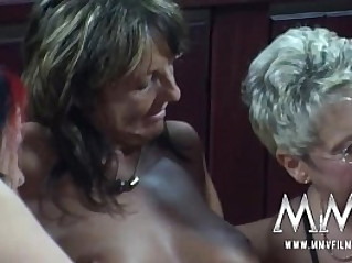 Mmv films german lesbian party