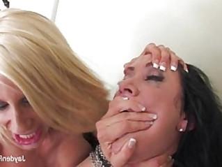 Jayden Jaymes Lesbians Attack!