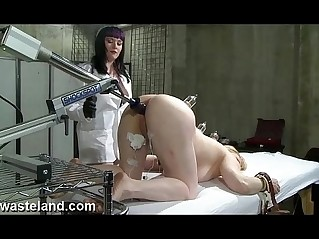 Wasteland Bondage Sex Movie Doctor